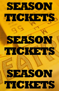 2012 SEASON TICKETS